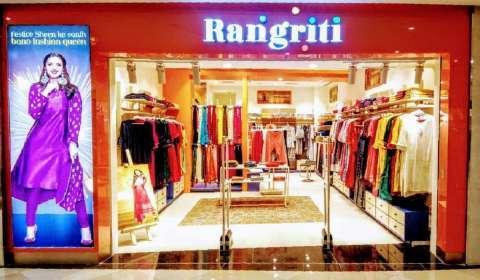 RANGRITI expands its horizon of Exclusive Stores in Uttar Pradesh