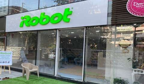 iRobot's flagship stores launched in Delhi, Mumbai & Bangalore