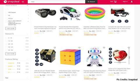 Snapdeal Strengthens STEM & Educational Toys Category On Its Platform