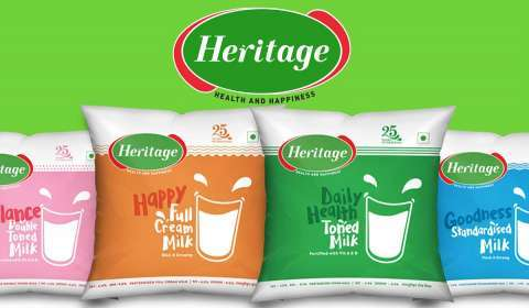 Heritage Foods Sells Entire Stakes in Future Retail for Rs 132 Crore