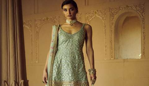 Couturier Seema Gujral Forays Into Digital Commerce