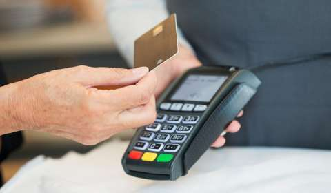 Touchless payments are the way back for retailers in these trying time