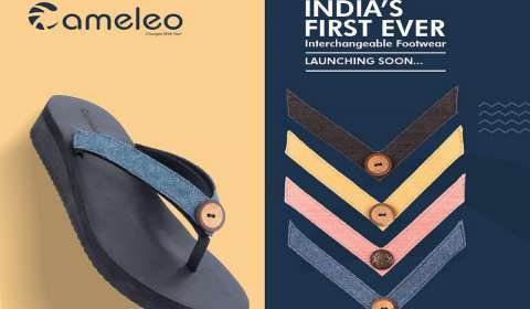 Cameleo Fashion brings India's first ever interchangeable sandals for women
