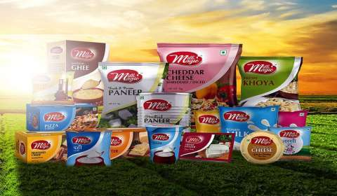 Dairy Products Brand 'Milk Magic' Forays Into B2C Indian Domestic Market