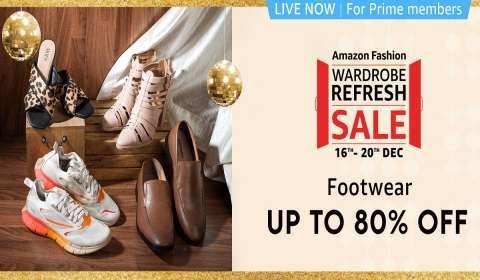 Amazon Fashion's Biggest Fashion Extravaganza –The Wardrobe Refresh Sale Is Back Again!