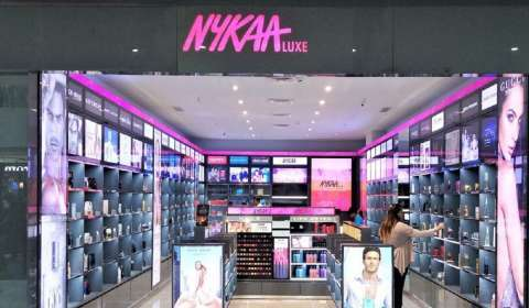 Nykaa Beauty expands retail presence with 1st exclusive kiosk at Thiruvananthapuram