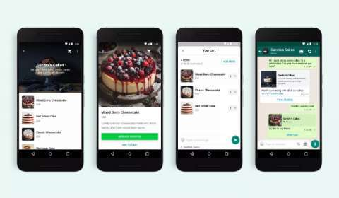 WhatsApp Makes Shopping Easier, Introduces Carts