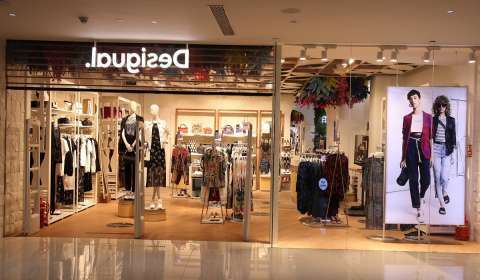 Spanish Luxury Brand Desigual Strengthens Online Network
