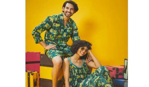 Dandelion and Param Sahib Partner To Launch Sleepwear