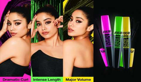 Nykaa Cosmetics launches its first ever Mascara Range