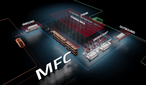 Reducing Gross Delivery Time Through Micro-Fulfilment Centers