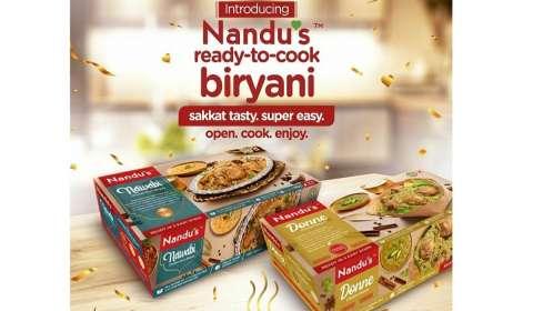 Nandu's Eyes 20% Revenue From RTC Category