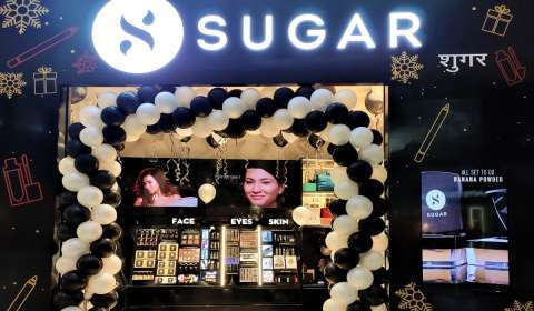 Sugar Cosmetics Expands Offline Presence, Opens 3rd Store In Mumbai