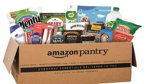 Amazon To Focus on Grocery Delivery; Discontinues Pantry