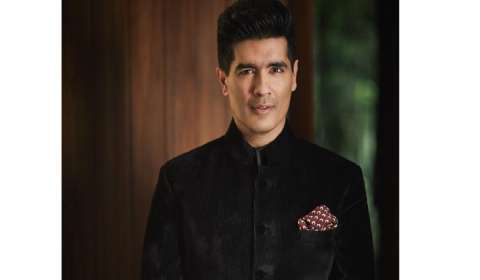 Fashion Designer Manish Malhotra Unveils His First Ever Virtual Store