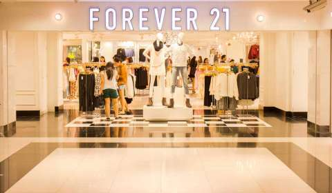 Forever 21 Expands Presence in Delhi, Launches Flagship Store at DLF Avenue