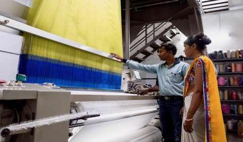 Shahlon Silk Industries Expanding Geographical Reach