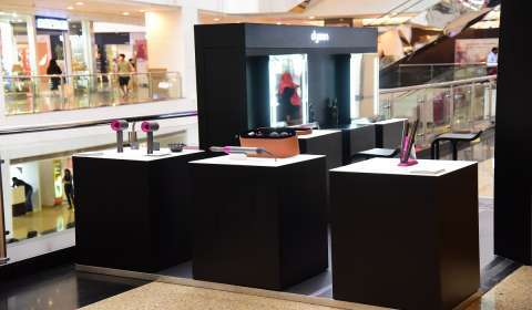 Dyson Retail Presence Expands in Mumbai with New Dyson Demo Zone