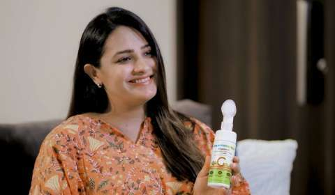 Mamaearth Partners with Anita Hassanandani for its Personal Care and Hair Care Categories