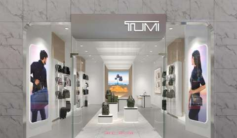 TUMI Leads Innovation in Travel Lifestyle with the Launch of First Virtual Store