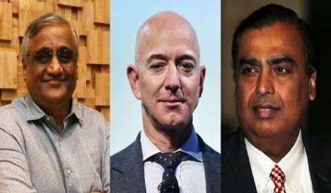 Amazon V/S Future Group: Fight of Dominance of India's $1 trillion Consumer Retail Market