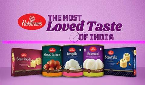 Haldiram's Forays Into Health Food Biz