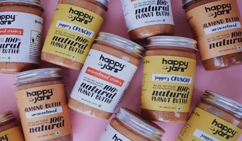 Happy Jars Raises Rs 3 cr Seed Funding; to Expand Distribution to Tier I & II Cities