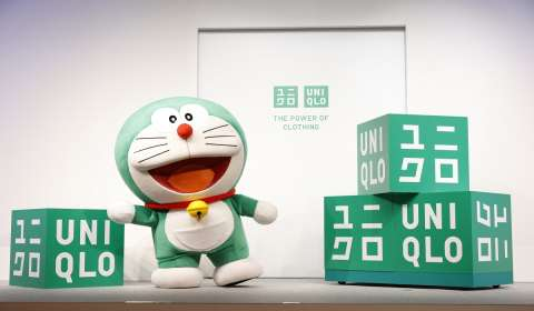UNIQLO Commits to Sustainability; Appoints Green Doraemon as Global Sustainability Ambassador