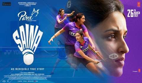 Paree Sanitary Pads Collaborates with Parineeti Chopra Starrer Sports Biopic 'Saina'