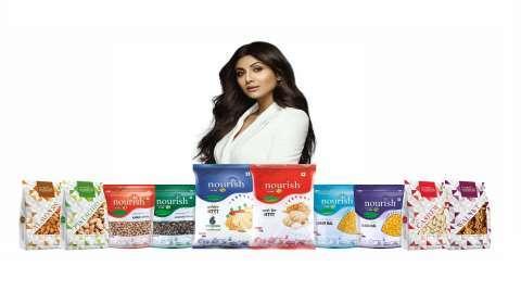 Shilpa Shetty to Endorse BL Agro's Food Products Brand 'Nourish'