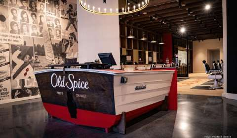 P&G to Launch First Barbershop under its Old Spice Brand