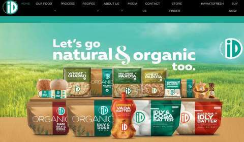iD Fresh Food Clocks Rs 294 cr Revenue in FY 2020-21; Targets Domestic & Global Expansion