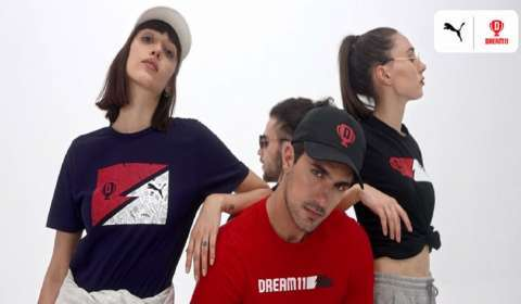 Dream11 to Launch First Athleisure Collection in India with Puma