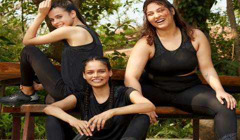 Nykaa Fashion Expands into Athleisure Category with Nykd All Day