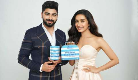 Power Gummies Ropes in Shraddha Kapoor as Brand Ambassador