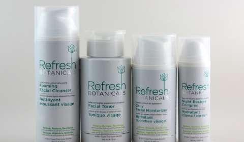 Premium Canadian Organic Skincare Brand 'Refresh Botanicals' Ventures into India
