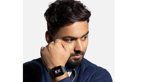 Rishabh Pant to Endorse Noise's Smartwatches Range