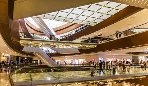 Mall Revenue to Grow By 45-55 pc this Fiscal