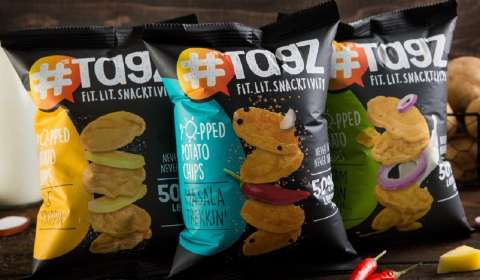Snacking Brand TagZ Foods Gets $500K Funding; to Increase Distribution to New Cities