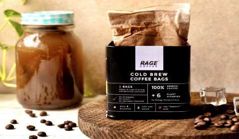 Rage Coffee Plans to Increase Revenue by 3x in 2021