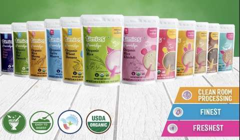 Timios to Offer End to End Product Transparency for Porridge Range