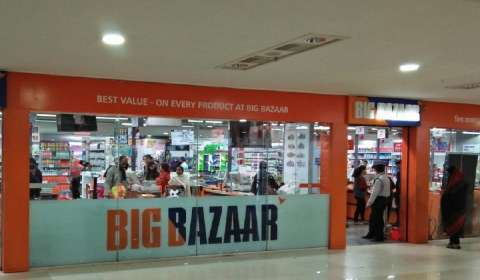Big Bazaar Eyes to Double Online Sales Contribution; Extends Express Home Delivery Service