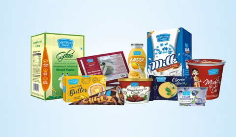 Mother Dairy to Boost Organisational and Operational Efficiencies