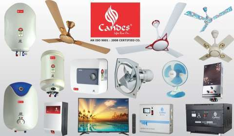 D2C Home Appliance Brand Candes Aims to Clock Revenue of Rs 200 cr in 2021