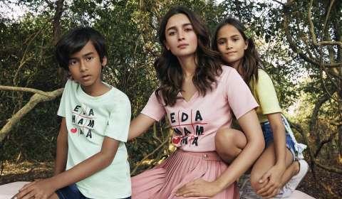 Myntra Strengthens Kids Fashion Portfolio with Alia Bhatt's Ed-a-Mamma