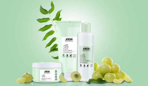 Nykaa Naturals Strengthens Hair Portfolio with a New Range