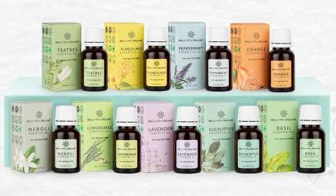 Ayurvedic Brand Bella Vita Organic Strengthens Product Range