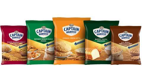 Captain Harvest Product Range Now Available Exclusively on udaan
