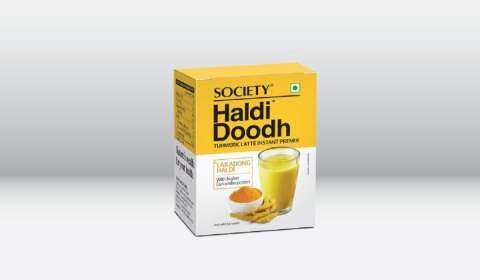 Society Tea Expands Dairy Category with New Ayurvedic Beverage
