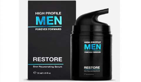 Luxury Skincare Brand e'clat Unveils High Profile Men's Range